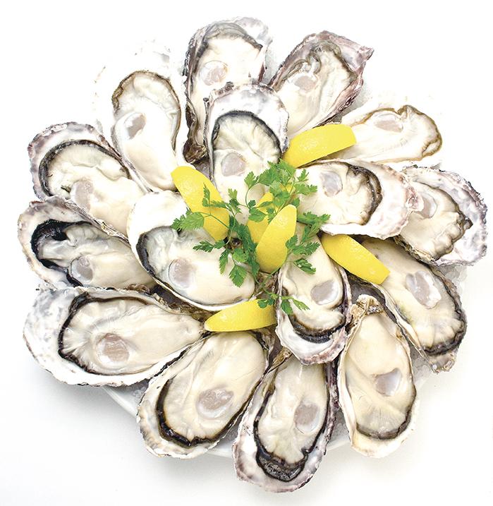 生牡蠣半額祭