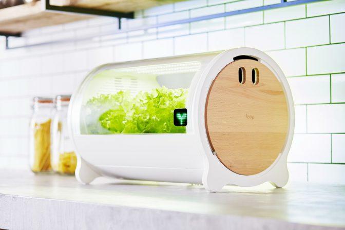 【IoT栽培機】スマートに野菜作り