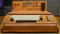 初代Apple、今でも動いた