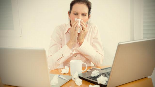 花粉症の家族や同僚を苦しめないための3つの対策