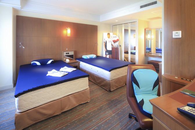 最高の眠りを試せるホテル