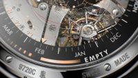スイス最古の時計メーカーによる天文時計は、「時」のロマンを感じられる