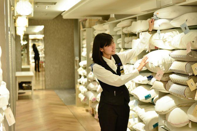 伊勢丹新宿店寝具コーナーのスタッフが太鼓判を押す快眠グッズ