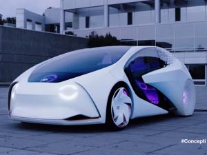 車なのにAI搭載!? 「TOYOTA Concept-愛i」の近未来感がスゴい