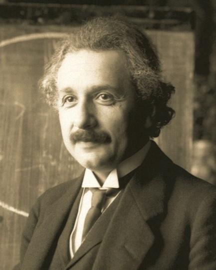 アインシュタインが遺した、幸福に暮らすための1行メッセージ