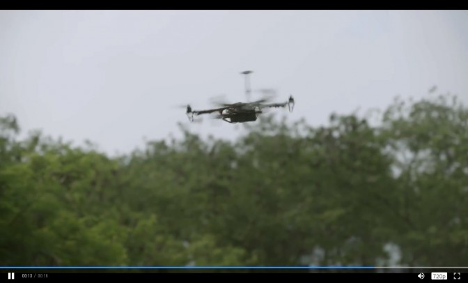 dji web Player