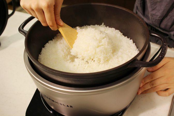 話題のバーミキュラ ライスポットで炊いたご飯を食べてみた! その、気になる味は……!?