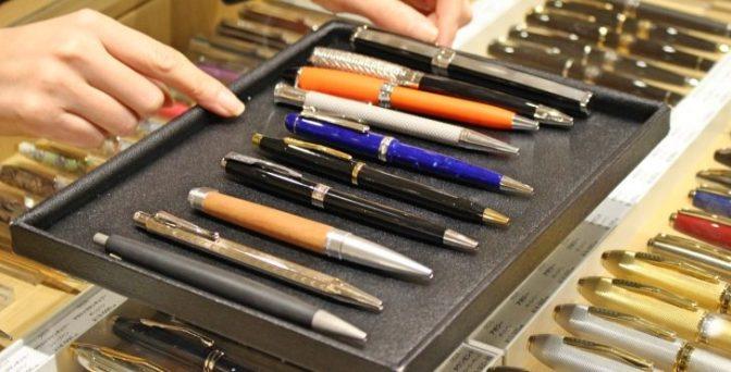 1,500円から100,000円まで! 文具オタクが認める「最高のボールペン20選」