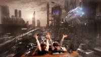 【VR×ジェットコースター】仮想現実とリアルな落下感でワクワクが止まらない!VRアドベンチャー