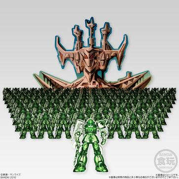 【圧倒的じゃないか、我が軍は】ザクII 四個大隊が当たるキャンペーン開催
