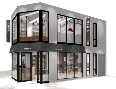 世界初のTIMEX路面店がオープン!限定モデルが手に入る