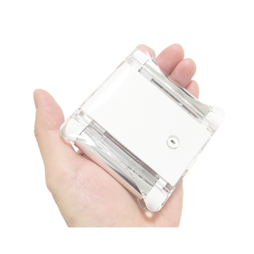 重量85g、持ち運びが苦にならない多機能モバイルバッテリー『MIXJUICE』