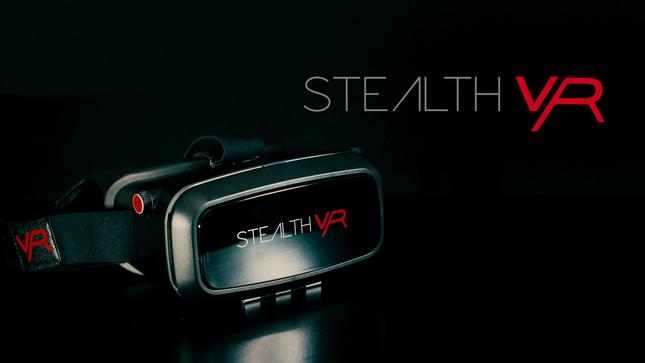 スマホでするヴァーチャルリアリティ体験とは?VRヘッドセット「STEALTH VR」