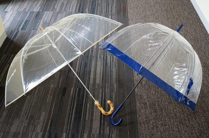 一味違う、使える大人のビニール傘【ファッション連載 Vol.1】