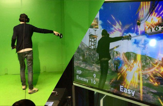 VRでメタボをすっきり解消
