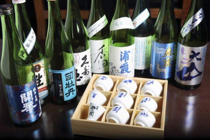日本酒好き集合! 銘酒の9蔵元が一堂に会する七夕イベント