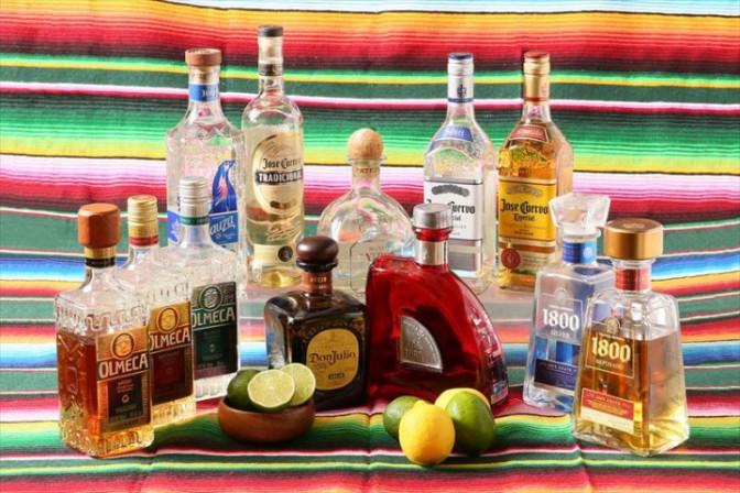 【テキーラはセレブの飲み物】本当においしいテキーラを味わう『テキーラ&メキシカン バハマール』