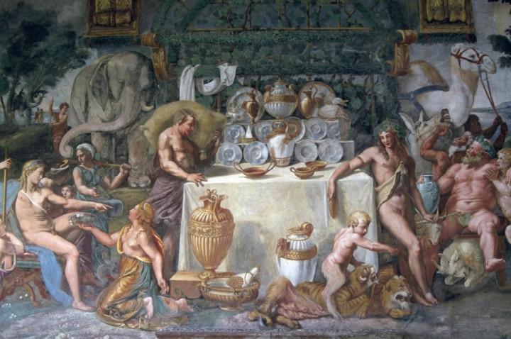 裸のレストラン【THE AMRITA】の真夏のイベント