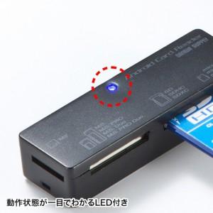 カードリーダー「ADR-AML22BK」