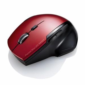 ワイヤレスブルーLEDマウス「400-MA071」