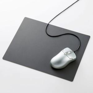 【マウス操作のイライラ解消】ピタッと吸着してくれるマウスパッドがスゴイ