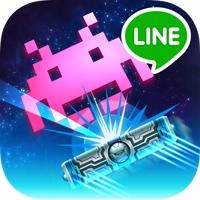 『LINE アルカノイドvsインベーダー』