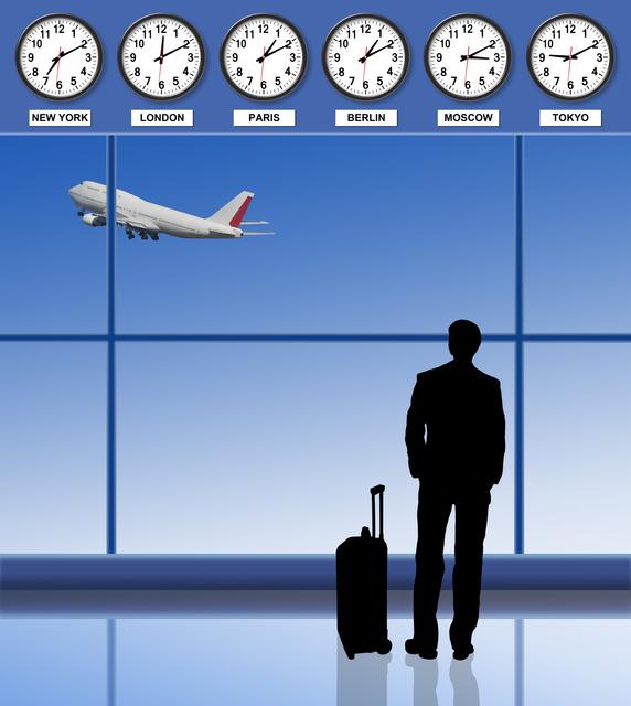 もう海外出張で困らない!『 時差ボケ解消 睡眠改善プログラム』 企業向け提供スタート
