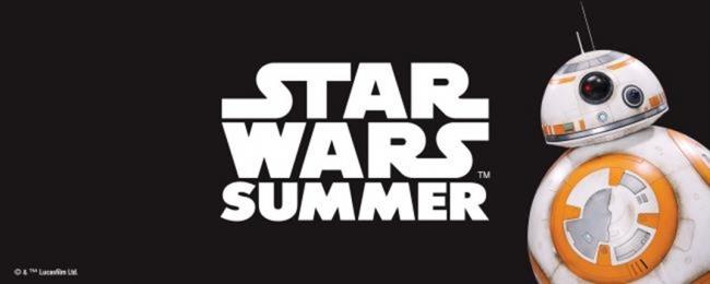 【夏休み、我が子のフォースが覚醒】STAR WARSを親子で楽しむ10の提言「STAR WARS SUMMER」