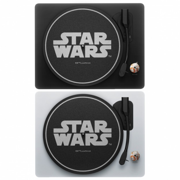 STAR WARS ALL IN ONE RECORD PLAYER