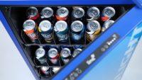 ビールのためのスマート冷蔵庫はバドワイザー公式