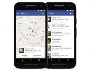 便利な無料Wi-Fiスポット検索アプリ! Facebookが提供開始