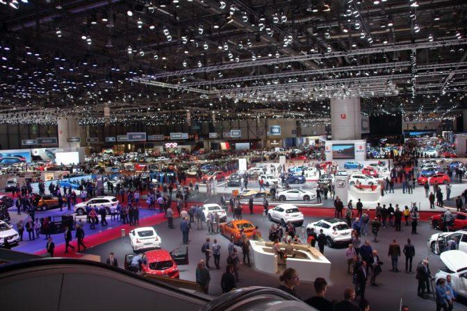 世界のカーデザインのトレンドはガンダム風?! ジュネーブモーターショーまとめ