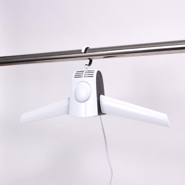 温風ハンガー乾燥機