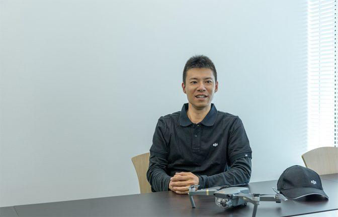 【ドローンキーパーソンインタビューVol.12-2】災害時にドローンを役立てたい。DJIエースパイロット 中村佳晴氏とドローンの出会い