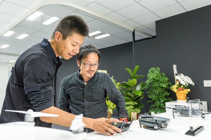 【ドローンキーパーソンインタビューVol.12-4】DJIのエースパイロット 中村佳晴氏が選ぶ、マイベストドローンとは
