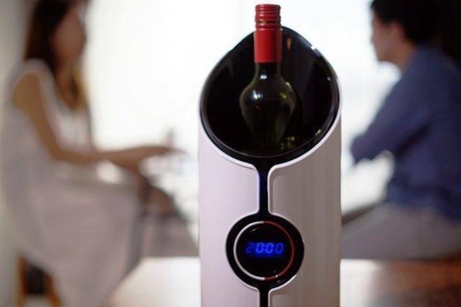 わずか20分で熟成ワインを作り出す!? 魔法のようなアイテム