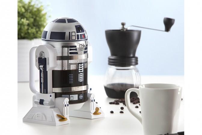 R2-D2の淹れたコーヒー