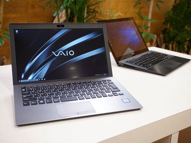 VAIO S11レビュー「モダンなノートPCが失ったモノがここに」