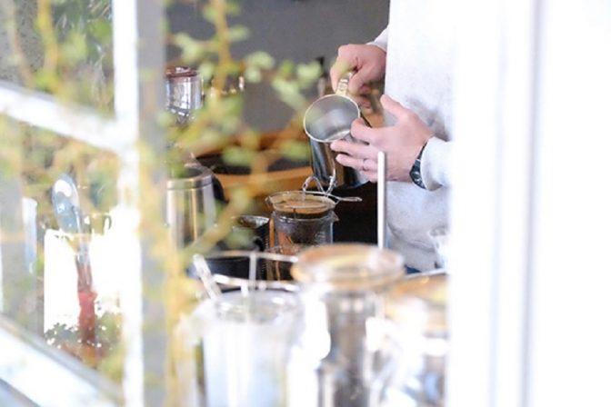IFNi出張コーヒースタンド