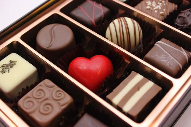 最高のチョコレートを満喫